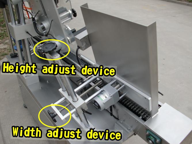 Mașină completă de aplicare a etichetelor pentru sticle automate cu certificat CE