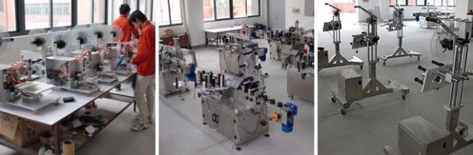 Mașină automată de etichetare a autocolantelor pentru fiole / Mașină de etichetare pentru sticla de penicilină