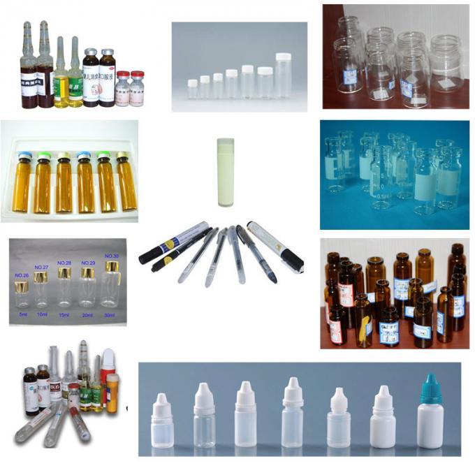 20-200 de bucăți pe minut, etichetare automată a sticlei de bere a aparatului aplicator automat de etichete
