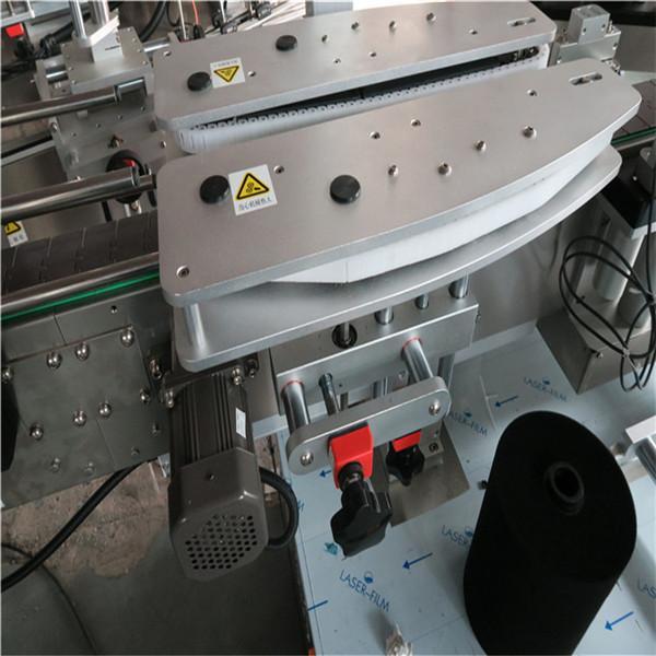 Echipament complet automat de etichetare a sticlei pătrate Capacitate 4000-8000 B / H