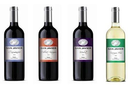 Suc / Sticlă de vin Mașină automată de etichetare a autocolantelor, Mașină automată de etichetare