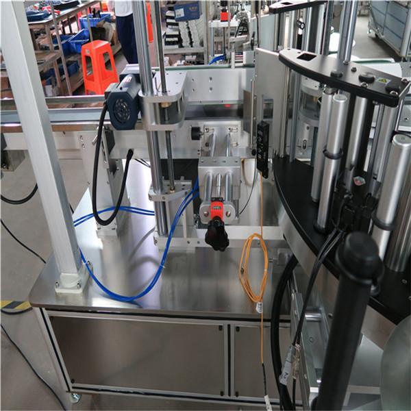 Mașină de etichetare automată cu etichetă adezivă pentru etichete laminate 220V / 380V