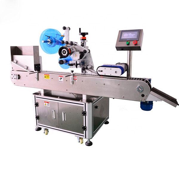 Mașină automată de etichetare a sticlelor Standard înalt pentru sticla E lichid
