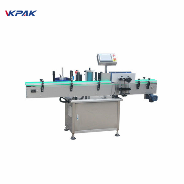 Mașină aplicatoare de etichete de înaltă precizie, complet automată, din fabrică