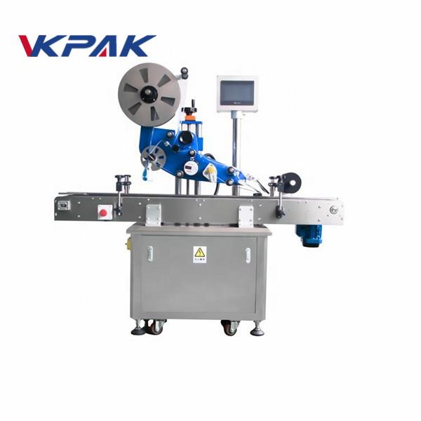 GMP Mașină de etichetare automată electrică automată pentru sticlă de avion