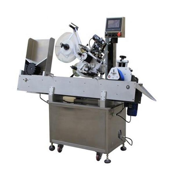 Mașină de etichetare a flacoanelor pentru produse cosmetice de înaltă eficiență