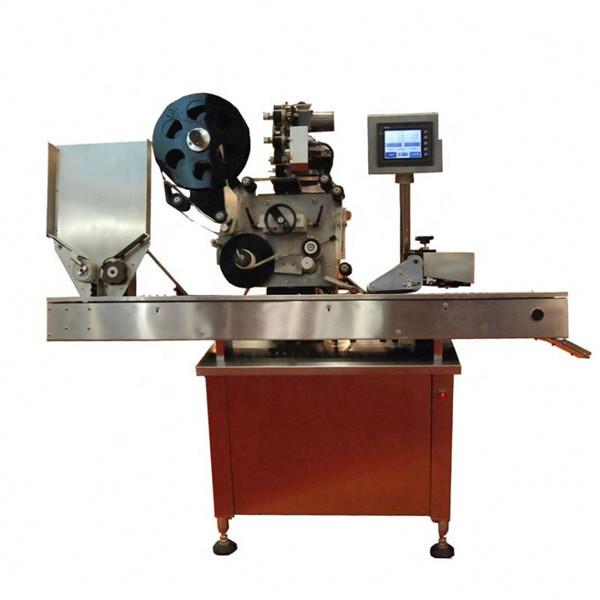 Mașină automată de etichetare a borcanelor și sticlelor economice Sus304 de mare viteză