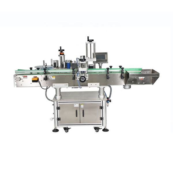 Mașină automată de etichetare a autocolantelor duble laterale cu control automat PLC