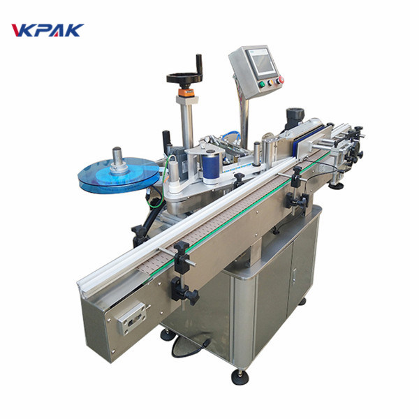 Mașină aplicatoare de etichete pentru sticlă de apă cu față dublă Preț de fabrică