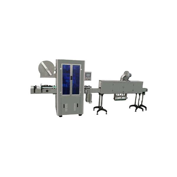 Mașină de etichetare a sticlei termoizolante pentru apă minerală