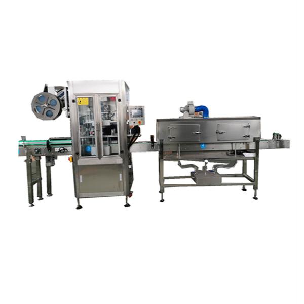 Mașină aplicatoare OPS din oțel inoxidabil pentru sticle