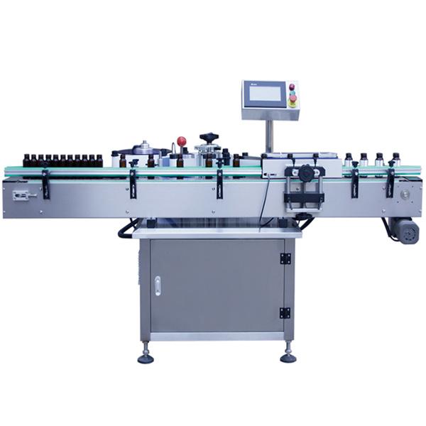 Mașină de etichetare automată control PLC