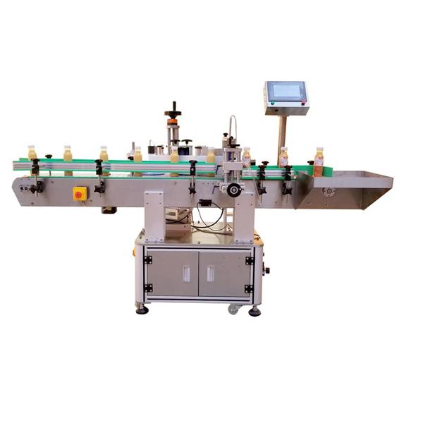 Mașină de etichetare profesională pentru autocolante pentru sticle