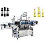Mașină aplicatoare de etichete pentru sticle de vin, etichetatoare pentru sticle de bere