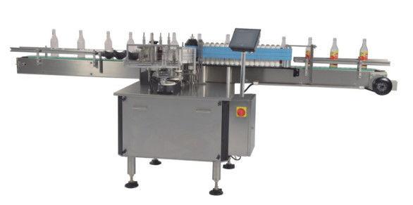 China Hot Melt Bopp / Wet Glue Aplicator automat de etichetă plată pentru sticle Certificat CE furnizor