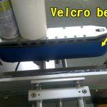 Mașină aplicatoare de etichete adezive pentru unghii