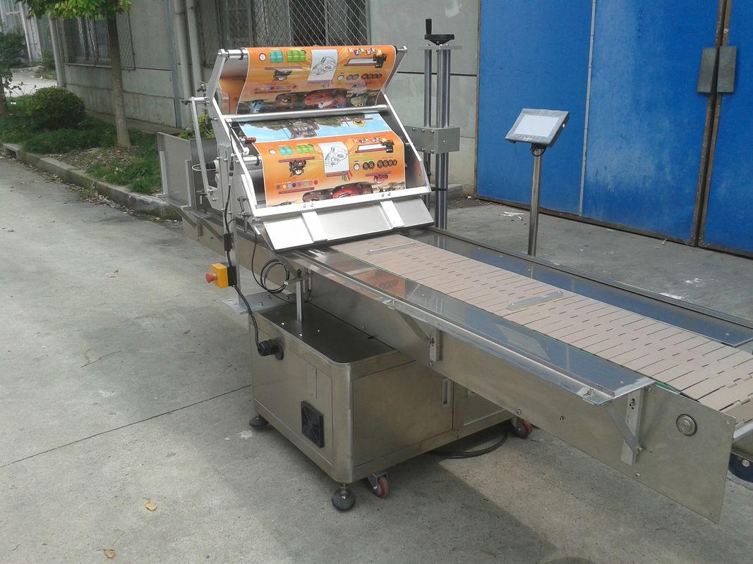 Autocolant autocolant de masă Aplicator de etichetă de suprafață plană cu mașină de paginat
