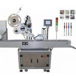 Servomotor Plc Control Mașină de etichetare a fiolei pentru sticle Amplouse