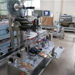 Echipament aplicator de mare viteză pentru etichete superioare pentru suprafețe plane