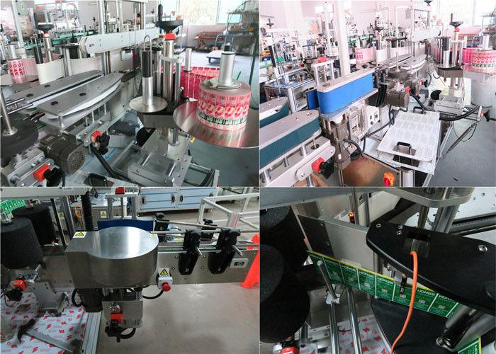 China Mașini de etichetare pentru sticle zilnice față și spate, furnizor de mașini de etichetat borcan