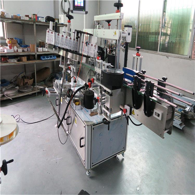 Fără mașină de etichetare automată stabilă pentru riduri