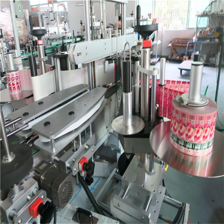 China Mașină de etichetare automată a autocolantului din spate față cu autoadeziv 330mm diametru exterior maxim furnizor
