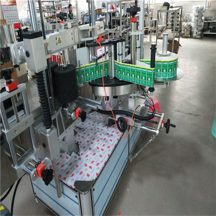 Mașină aplicatoare de etichete de mare viteză pentru produse farmaceutice / cosmetice
