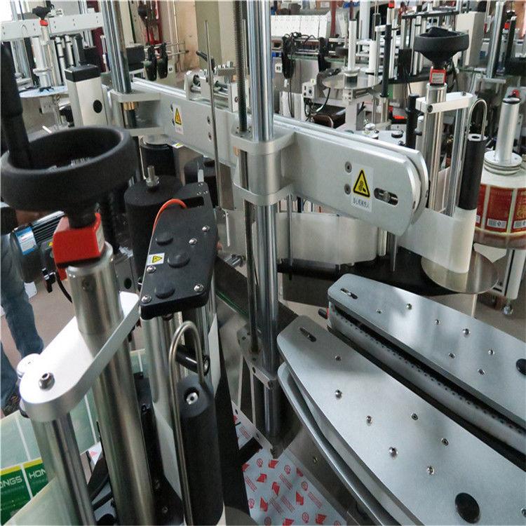Aplicator automat de etichete pentru sticla rotundă / pătrată / subuliformă