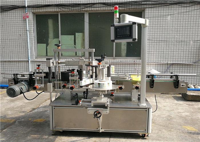 China Mașină de etichetare automată CE / Mașină de etichetare sensibilă la presiune pentru sticle furnizor