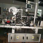 Mașină de etichetare superioară pentru pungă de plastic / cutie de carton / sac de mască