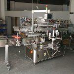 Mașină de etichetare a sticlelor plate multifuncționale de înaltă precizie acționată electric