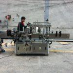 Mașină de etichetare a sticlelor rotunde cu adeziv complet automat pentru sticlele pentru animale de companie