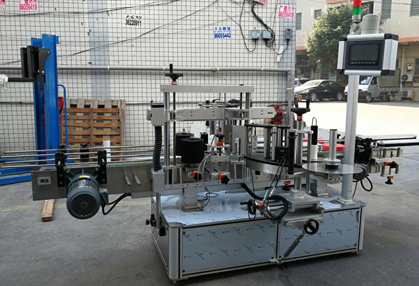 Mașină aplicatoare de etichete autoadezive complet automate pentru sticle