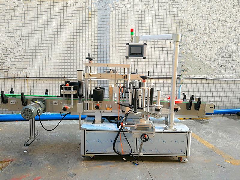 Mașină de etichetare automată simplă față și spate cu față dublă
