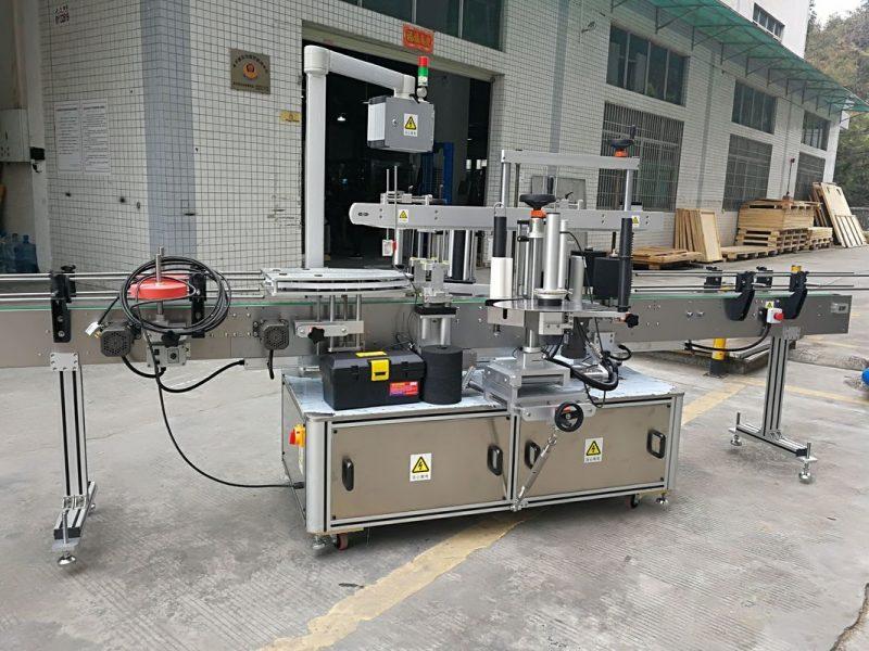 China Mașină completă de etichetare a autocolantului de etanșare a colțului de carton complet automat 220V 50HZ 1200W furnizor